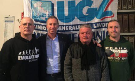 """PISA UGL METALMECCANICI: """"MAURIZIO IACOPONI, NUOVO SEGRETARIO PROVINCIALE"""""""