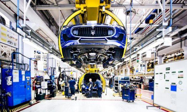 """Annuncio Maserati, Spera (Ugl):""""Si concretizza il piano FCA 2018-2021""""."""