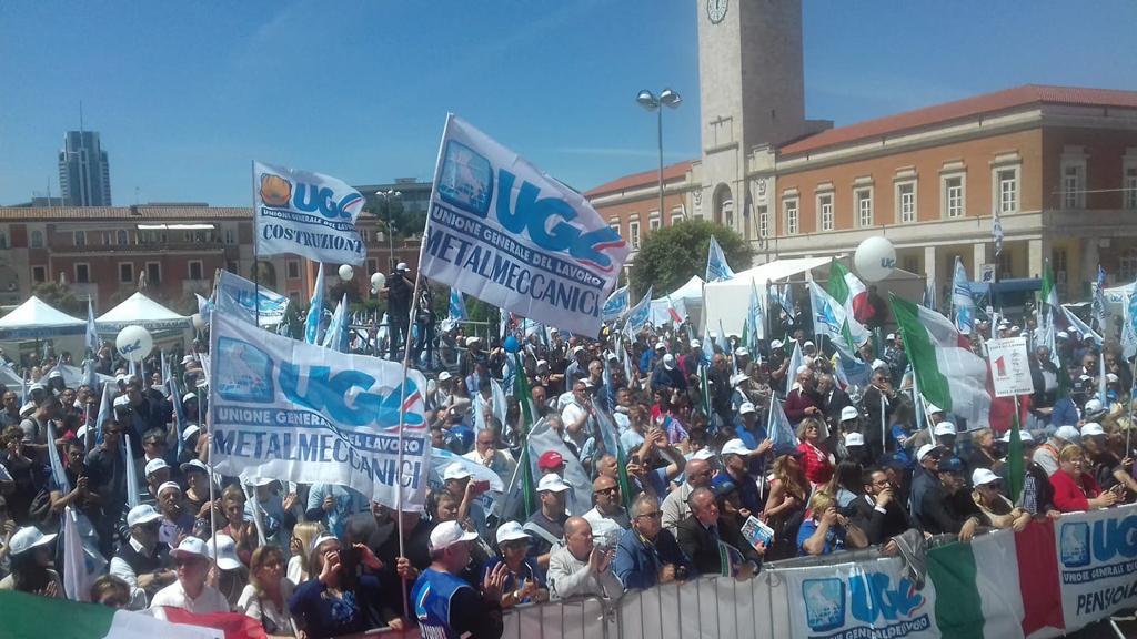 """Metalmeccanici, Spera (Ugl): """"Venerdì 26 giugno davanti alle Prefetture d'Italia per difendere il lavoro"""""""