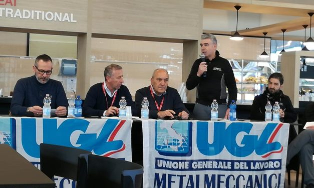 """Hitachi Rail Pistoia, Ugl:""""Con il 33,10% è primo sindacato"""""""