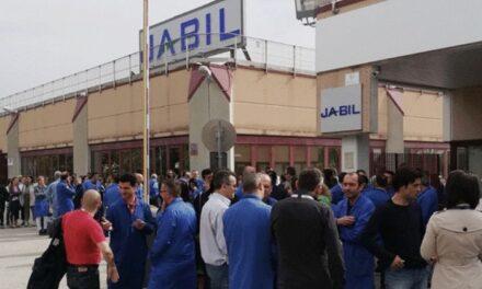 """""""JABIL"""" vertice al Mise sul futuro in bilico centosessanta dipendenti ."""