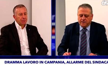 """DRAMMA LAVORO, SPERA (UGL): """"LA POLITICA DEVE INTERVENIRE"""""""