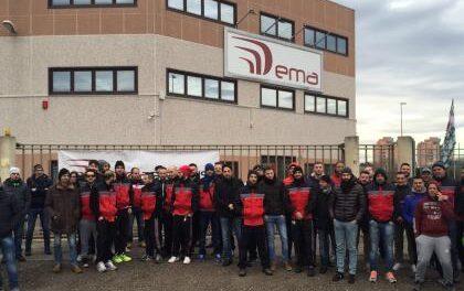 Vertenza Dema: i sindacati chiedono di incontrare il Prefetto Bellantoni