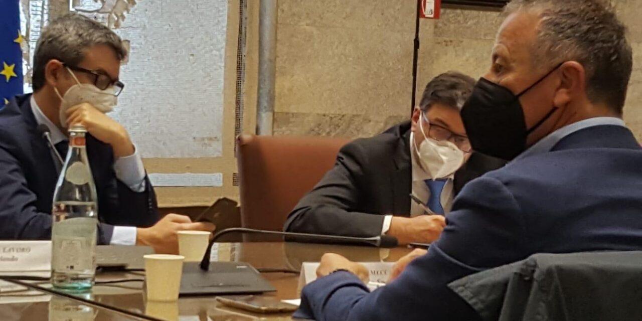 """EX ILVA, SPERA (UGL): """"GOVERNO FACCIA RISPETTARE AD ARCELOR MITTAL TUTTI GLI IMPEGNI ASSUNTI"""""""