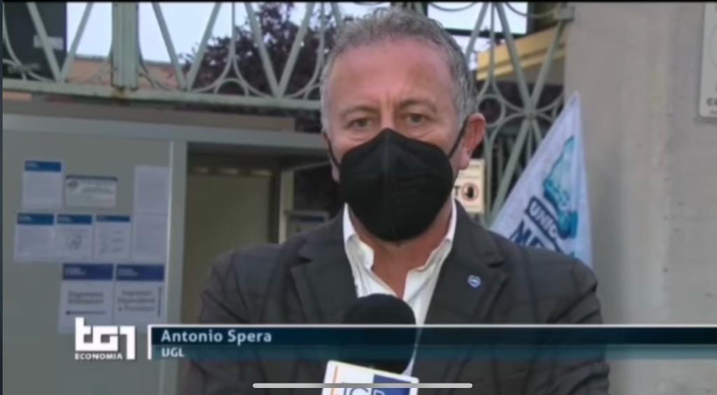 """EX ILVA, SPERA (UGL): """"CHIUSA PAGINA TRISTE STORIA ACCIAIO ITALIANO: ORA LO STATO SIA GARANTE DELLA RINASCITA"""""""