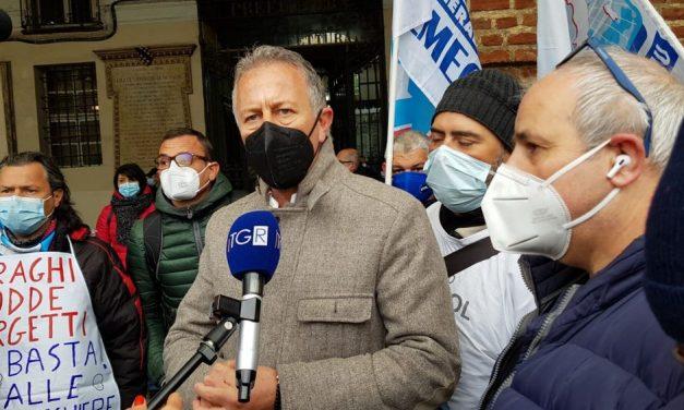 """Ex Embraco, Spera e Marino (Ugl):""""Subito reindustrializzazione e stabilità occupazionale"""""""